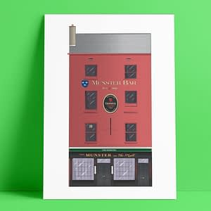 The Munster Pub Print