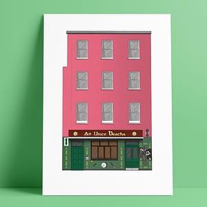 An Uisce Beatha Pub Print